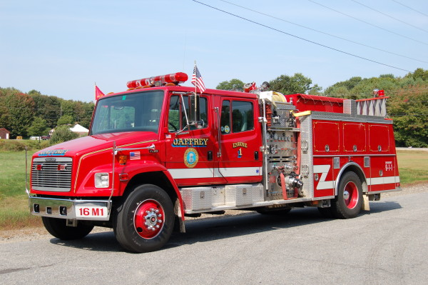 Jaffrey Hose ? - Firehouse Forums - Firefighting Discussion