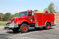 Jaffrey Fire Department Hose Truck - 16 Hose 1