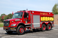 Jaffrey Fire Department Tanker - 16 Tanker 1