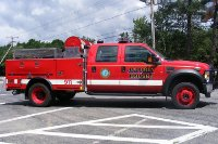 Jaffrey Fire Department Brush Truck - 16 Brush 1