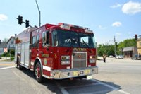 Jaffrey Fire Department Heavy Rescue - 16 Rescue 1