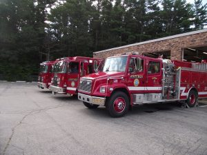 About the Jaffrey Fire Department
