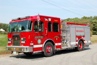 Jaffrey Fire Department Engine - 16 Engine 2