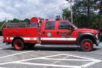Jaffrey Fire Department Brush Truck - 16 Brush 1